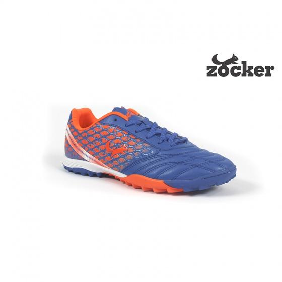 Giày đá bóng Zocker ZTF 18VT (Royal/Orange)