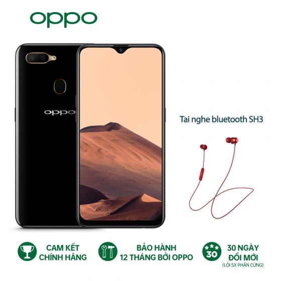 OPPO A5s - Tặng tai nghe SH3 - Hàng chính hãng