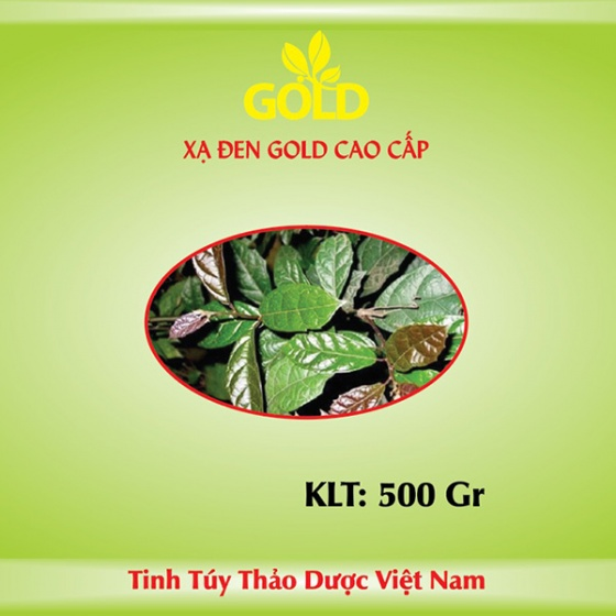 Xạ đen Gold cao cấp 500 gr