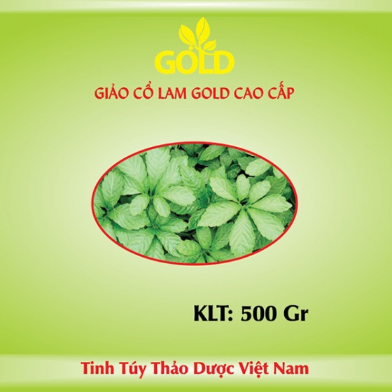 Giảo cổ lam Gold cao cấp 500 gr