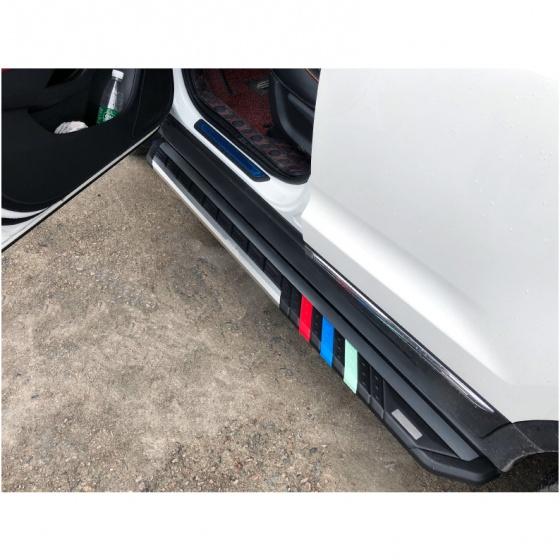 Bệ bước chân cờ Pháp xe Peugeot 5008 Peugeot 3008 All New