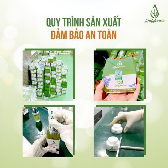Serum ngăn ngừa lão hoá tinh dầu Hoa Hồng Julyhouse 30ml