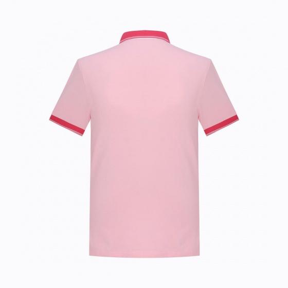 Áo phông nam cổ bẻ tay ngắn Hàn Quốc The Shirts Studio TV11A2003 PI