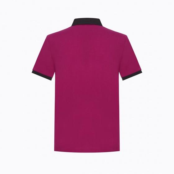Áo phông nam cổ bẻ tay ngắn Hàn Quốc The Shirts Studio TV11A2029 PI