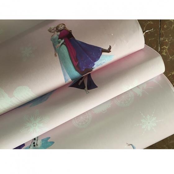 Combo 5m Giấy decal cuộn công chúa Elsa 1 DT112