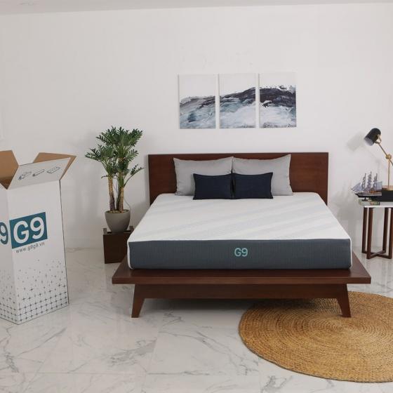 Nệm cuộn G9 NAVY 100x200x25 cm