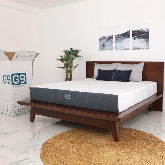 Nệm cuộn G9 NAVY 140x200x25 cm