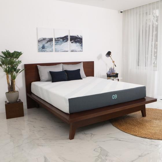 Nệm cuộn G9 NAVY 160x200x25 cm