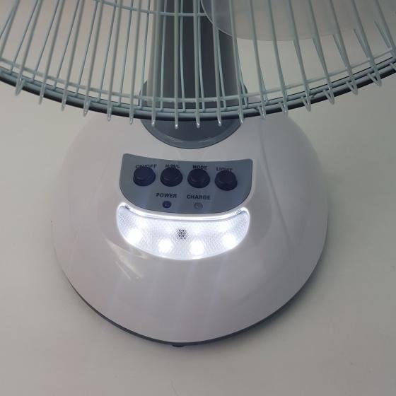 Quạt tích điện cao cấp Matika MTK-6314