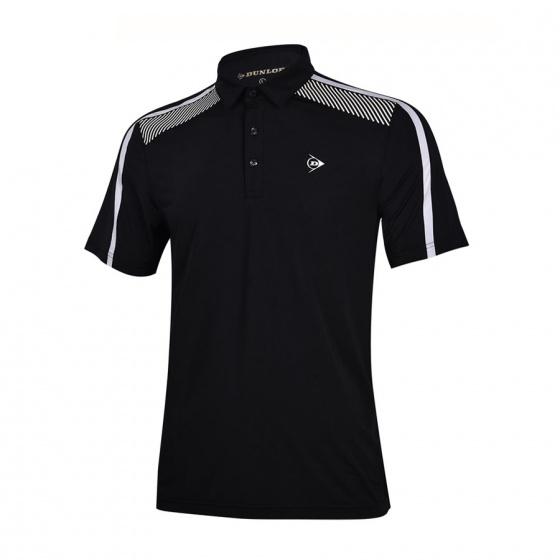 Áo thể thao nam Dunlop - DABAS9048-1C-BK (Đen)