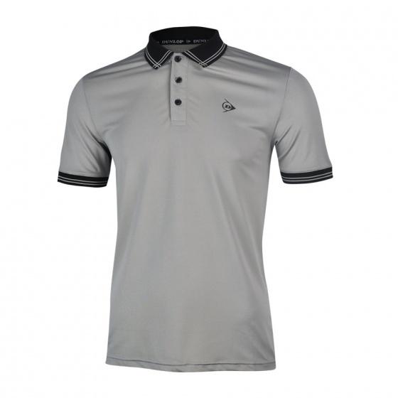 Áo thể thao nam cao cấp Dunlop - DABAS9033-1C-GY (Xám)