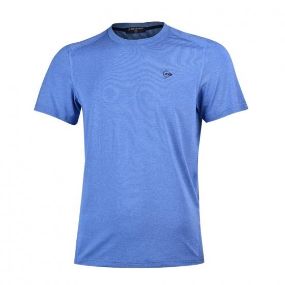 Áo thể thao nam Dunlop - DABAS9062-1-SBU (Xanh Biển)