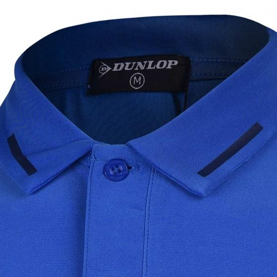Áo thể thao nam Dunlop - DABAS9097-1C-SBU (Xanh Biển)