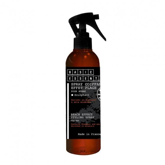 Xịt dưỡng tóc và thải độc da đầu cho nam giới Basic Essentiel 200ml