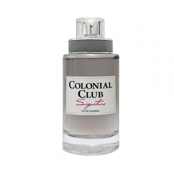 Nước hoa nam Jeanne Arthes Paris Colonial Club Signature EDT 100ml