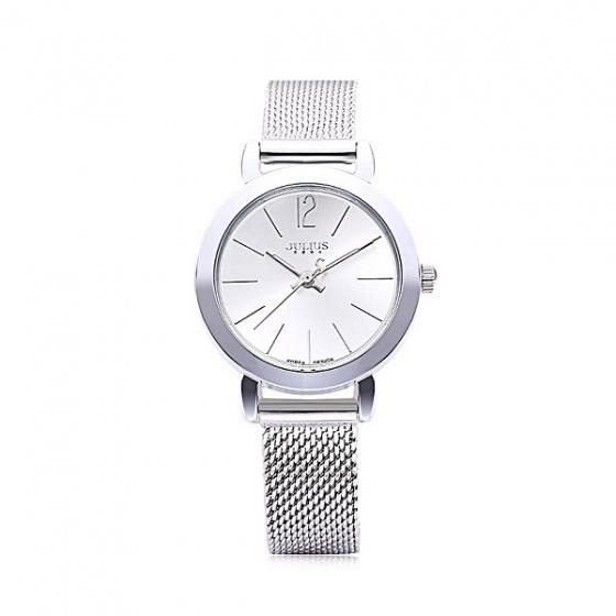 Đồng hồ nữ chính hãng Julius Hàn Quốc Ja-732a Bạc