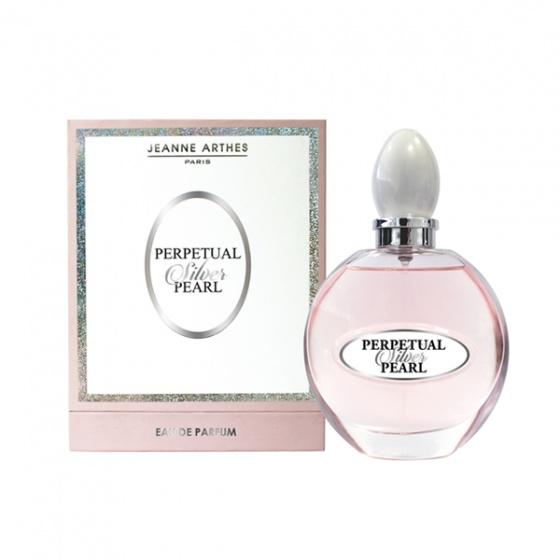 Nước hoa nữ Jeanne Arthes Paris Perpetual Silver Pearl EDP 100ml