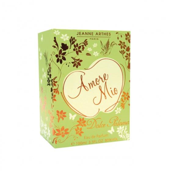 Nước hoa nữ Jeanne Arthes Paris Amore Mio Dolce Paloma EDP 100ml