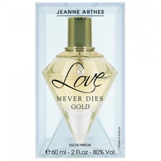 Nước hoa nữ Jeanne Arthes Paris Love Never Dies Gold EDP 60ml