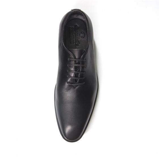 Giày tây nam buộc dây - Giày da bò Geleli