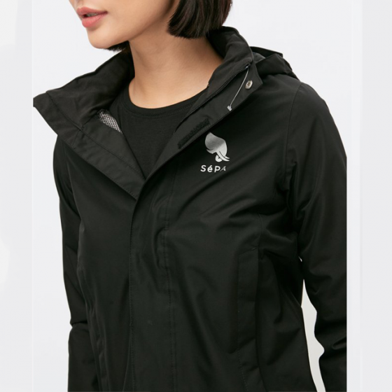 Áo khoác nữ đi mưa, chống thấm SéPA-DENDAM