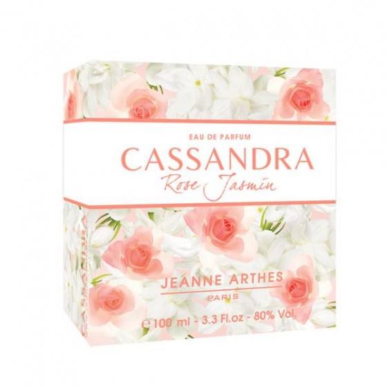 Nước hoa nữ Jeanne Arthes Paris Cassandra Rose Jasmin EDP 100ml