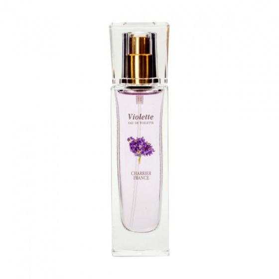 Nước hoa nữ Charrier Parfums Violette Natural EDT 30ml