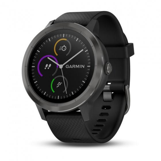 Đồng hồ thông minh Garmin Vivoactive 3 Black & Gunmetal