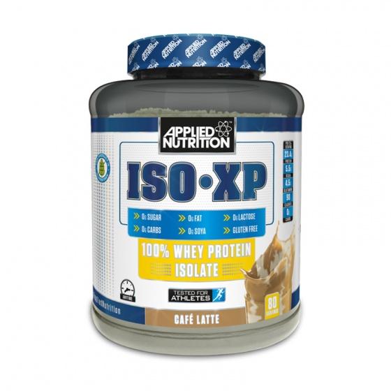Sữa tăng cơ giảm mỡ Applied Nutrition ISO-XP 2kg - Vị Cafe latte