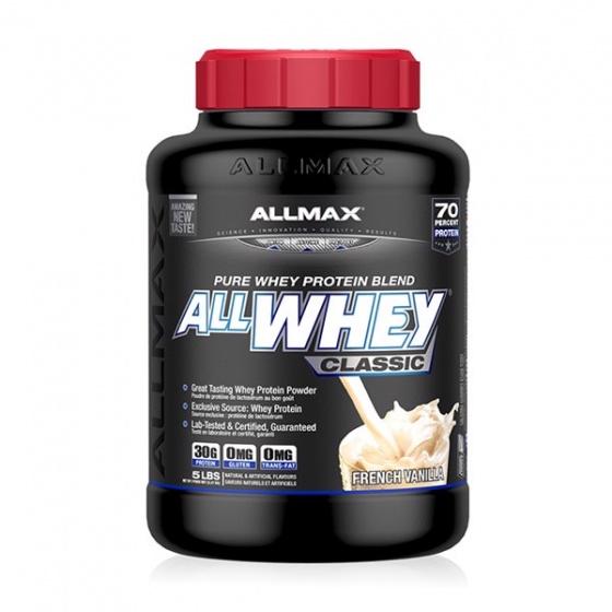 Sữa tăng cơ Allwhey Classic 907g vị vanilla