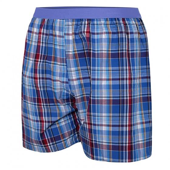 Bộ 3 quần đùi nam mặc nhà boxer pigofashion QDN02 -1 màu ngẫu nhiên
