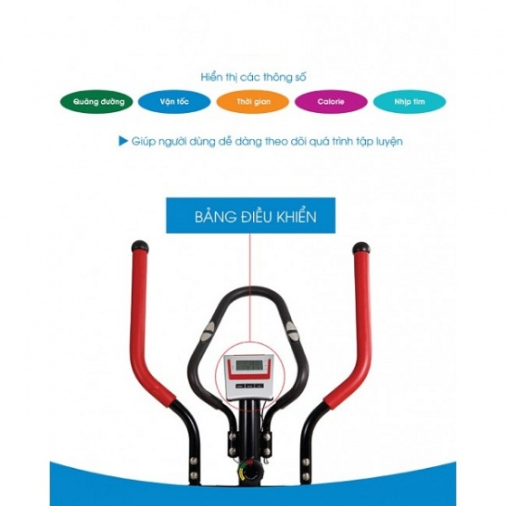 Xe đạp tập Mofit Enjoy 220