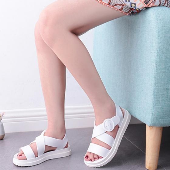 Dép sandal cao su non nữ