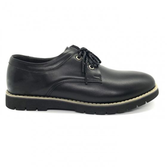 Giày đốc nam da bò nguyên tấm cao cấp N0125TD LUCACY