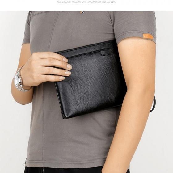 Túi cầm tay Clutch nam Manzo CL003