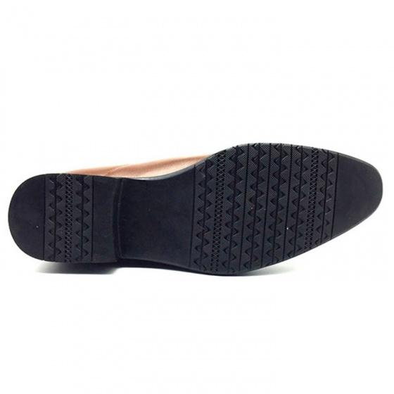 Giày công sở tăng chiều cao nam tăng cao 6cm N2101MN Lucacy-Tặng tất khử mùi