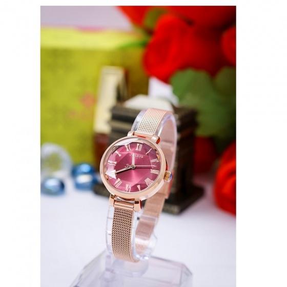 Đồng hồ nữ chính hãng Julius ja-1019D (hồng)