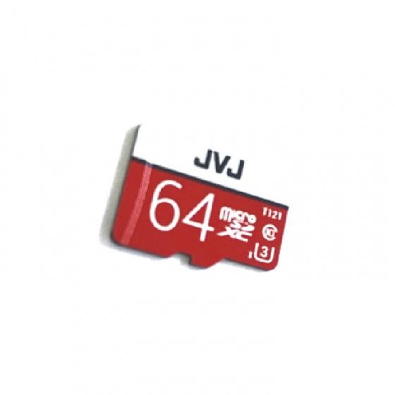 Thẻ nhớ JVJ Micro SDHC Pro 64G C10 – thẻ nhớ chuyên dụng cho camera