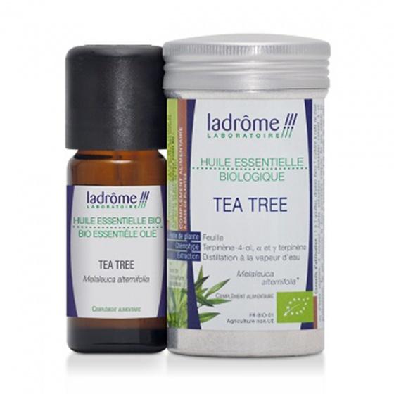 Tinh dầu organic Tràm Trà - Tea Tree 10ml