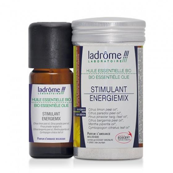 Tinh dầu organic Stimulating Mix Organic 10 ml