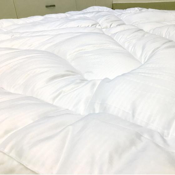 Tấm tiện nghi làm mềm nệm êm ái cao cấp -  Mattres Topper 1.8m x 2m (dày 10 cm)