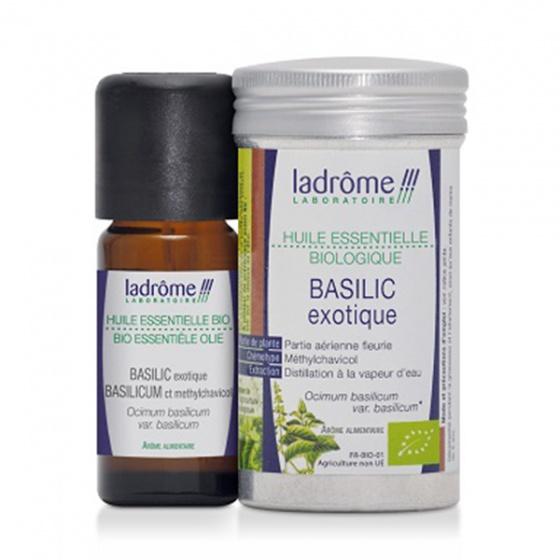 Tinh dầu organic Húng quế - Basilic Exotic