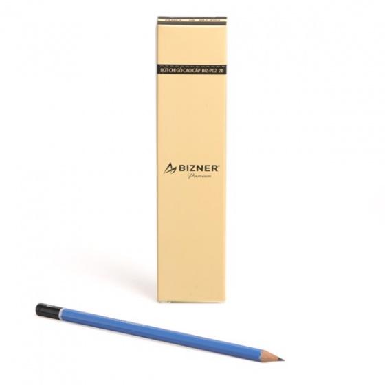 Bút chì gỗ cao cấp Bizner BIZ-P02