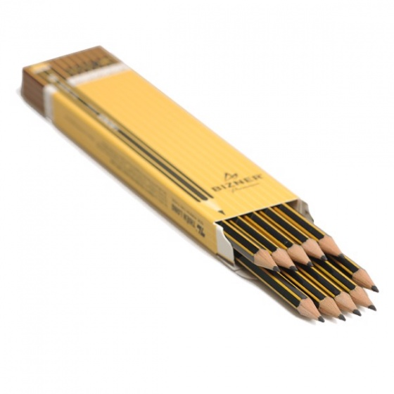 Bút chì gỗ cao cấp Bizner BIZ-P01