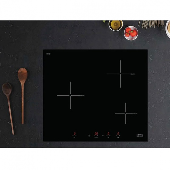 Bếp từ 3 vùng nấu Mergo MI-630T