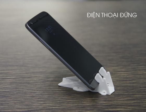 Giá đỡ điện thoại bỏ túi hình thẻ ATM chỉnh góc linh hoạt Pocket Tripod card Legaxi