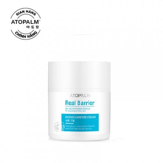 Kem dưỡng ẩm Real Barrier Intense Moisture Cream