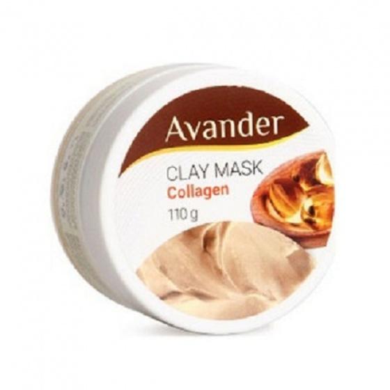 Mặt nạ đất sét Avander Collagen 110g