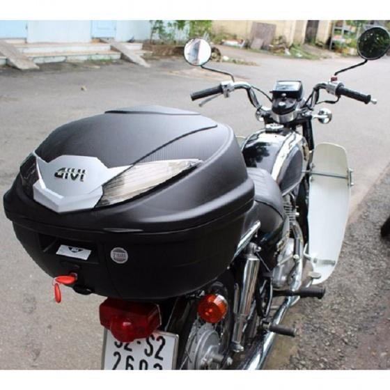 Thùng đựng đồ xe máy Givi B360NT monolock 36 lít hàng chính hãng