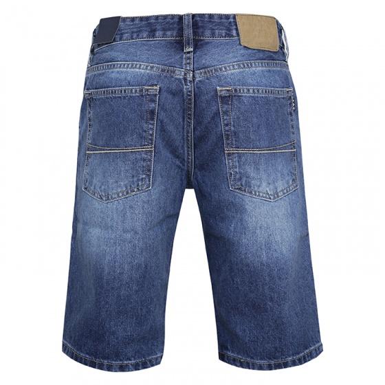 Quần short jean nam chuẩn men cao cấp Model Fahion MSJ003